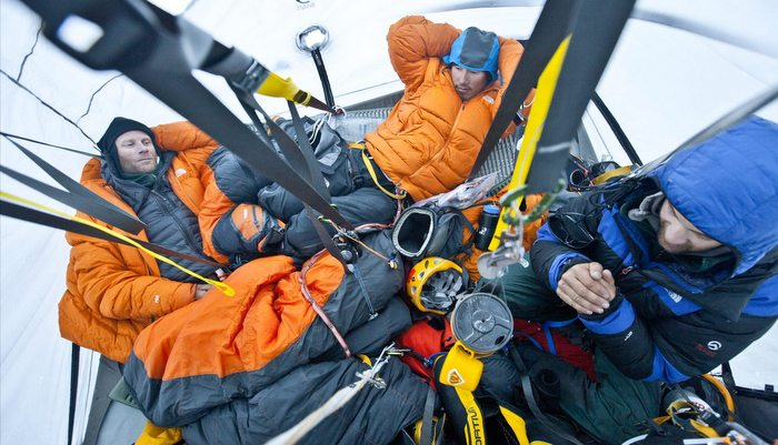 Talking With Conrad Anker and Renan Ozturk of MERU