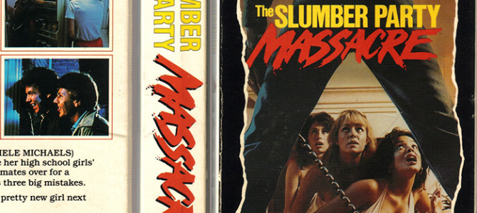 The Deepest Cuts Slumber Party Massacre 1982 Silver